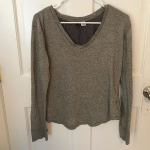 Urban Outfitters Thermal Long Sleeve Shirt
